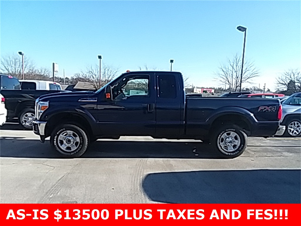 Pre-Owned 2011 Ford F-250SD