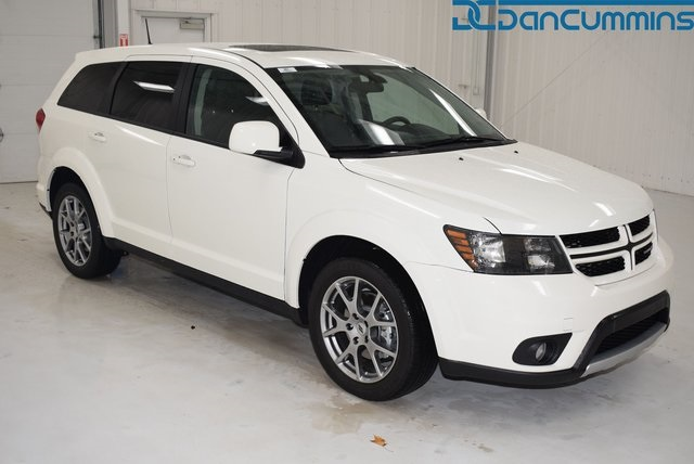 NEW 2018 DODGE JOURNEY GT AWD