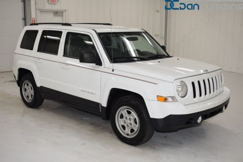 Pre Owned 2013 Jeep Patriot Sport