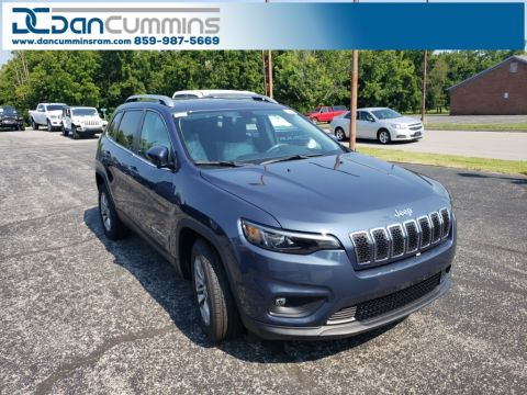 New Jeep Cherokee in Paris | Dan Cummins Chrysler Dodge Jeep Ram