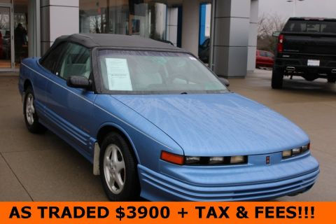 Pre-Owned 1994 Oldsmobile Cutlass Supreme