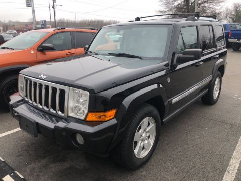 Pre-Owned 2007 Jeep Commander Limited