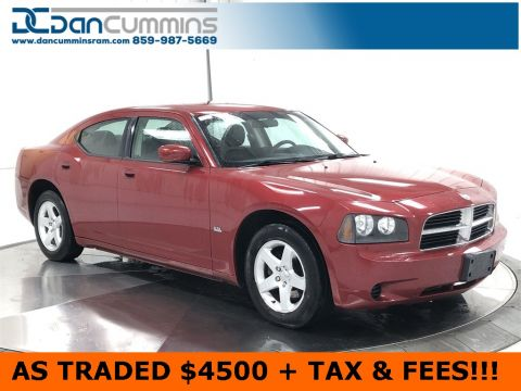 Pre-Owned 2010 Dodge Charger 3.5L
