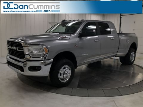 New 2019 RAM 3500 Big Horn
